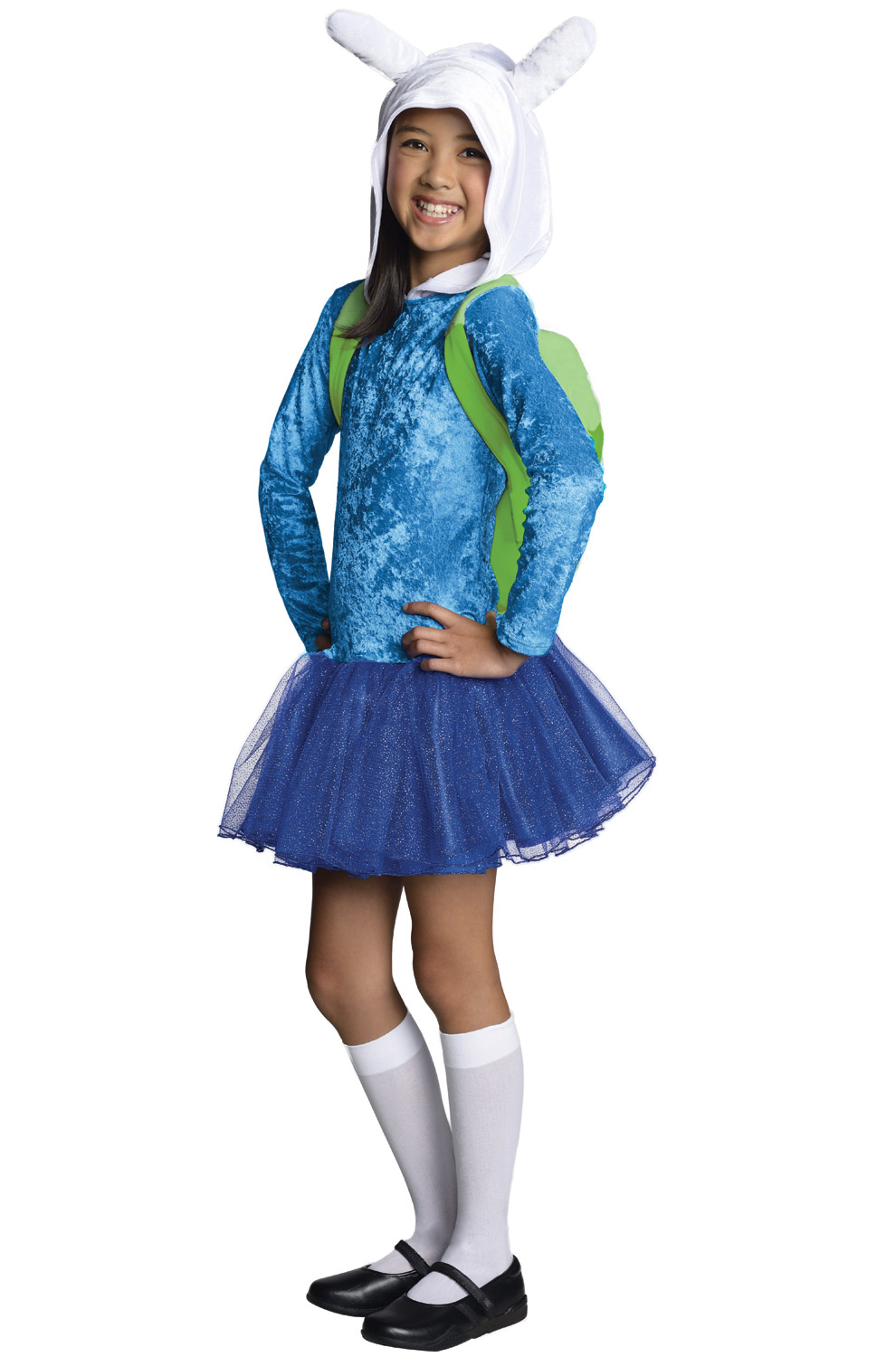 sc 1 st  Walmart.com & Adventure Time Fionna Child Halloween Costume - Walmart.com