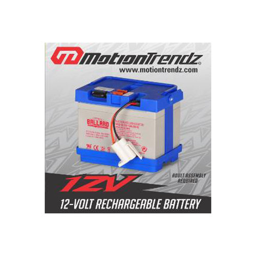 MotionTrendz 12V Battery For Ballard Pacific Toys