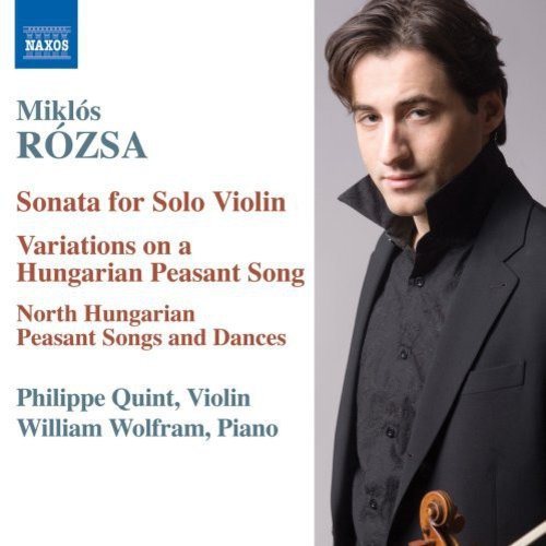 Music For Violin & Piano Sonata Op 40