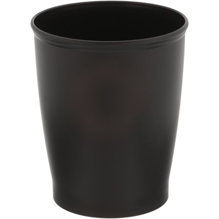 InterDesign Kent Bathroom Trash Can Bronze