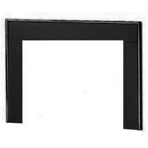 Black Small Face Plate