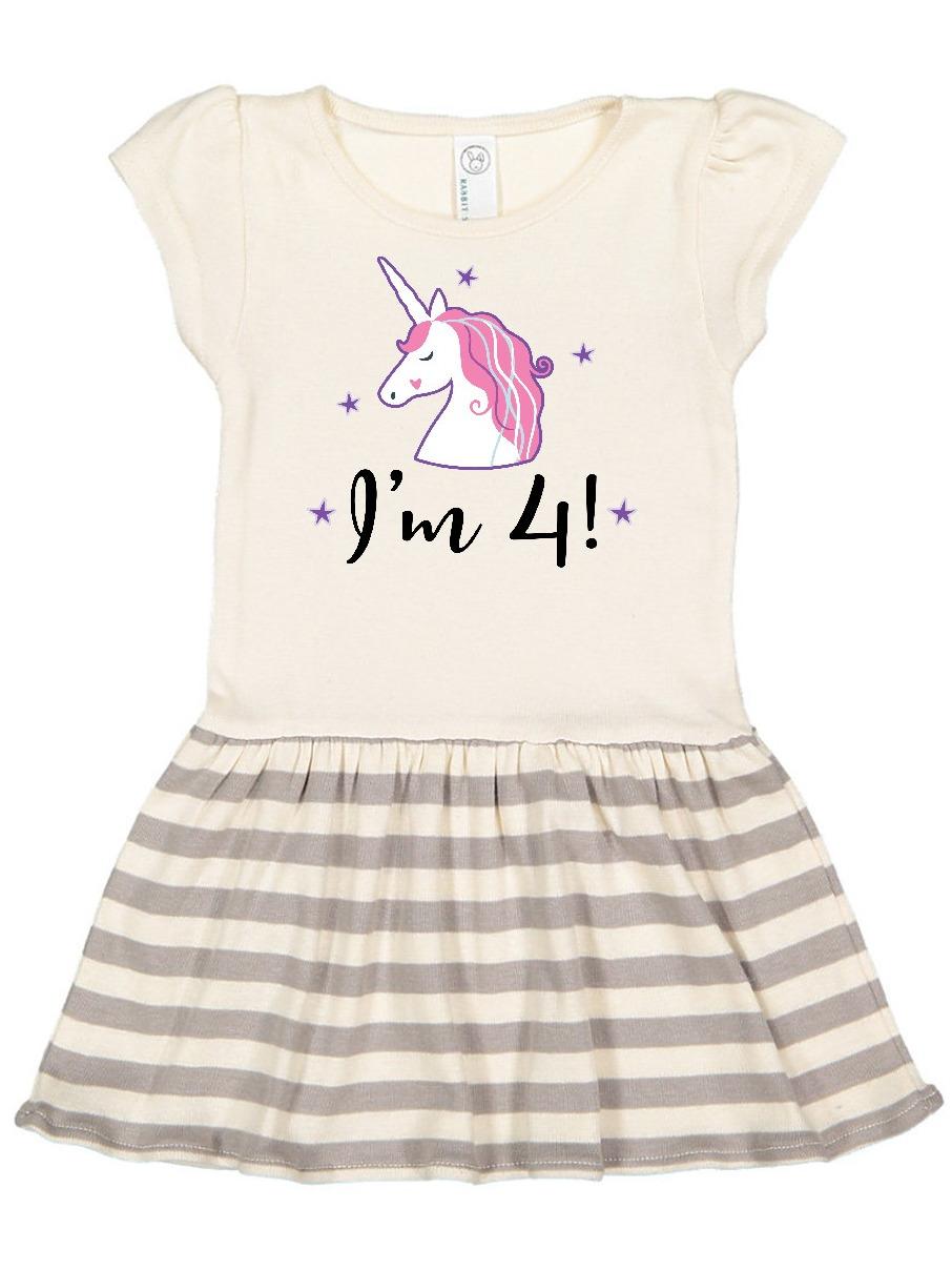 inktastic Ride a Unicorn Dance with Fairies Swim with Infant Tutu Bodysuit
