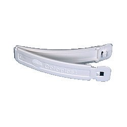 Drainable Pouch Clamp (629500) Category: Ostomy Supplies, Sold Individually By Coloplast Ship from US (Newborn Ostomy Pouch)