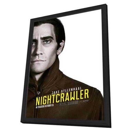 Nightcrawler (2014) 11x17 Framed Movie Poster