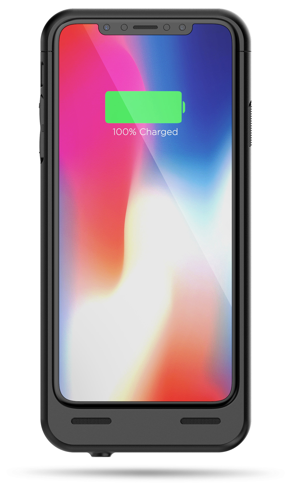 new arrival 55d83 77464 iPhone X Battery Case with 3.5mm Headphone Jack - AudioMod (Smart Power  Reserve) Slim Charging Case (4600mAh High Capacity)