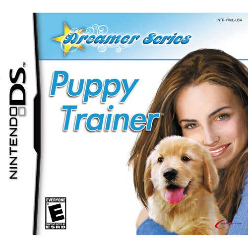 Dreamer Series: Puppy Trainer NDS
