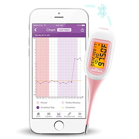 Premom Ovulation Predictor App  Smart Basal Thermometer Simplest Ovulation and Period Tracker