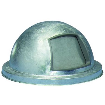 Witt Industries 3434G Dome top drum lid- hot dip galvanized (Hot Dipped Galvanized Spiral)