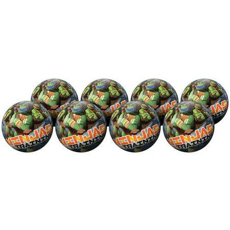 Ninja Turtle Themed Party (Hedstrom #4 Teenage Muntant Ninja Turtles Playball Deflate Party)