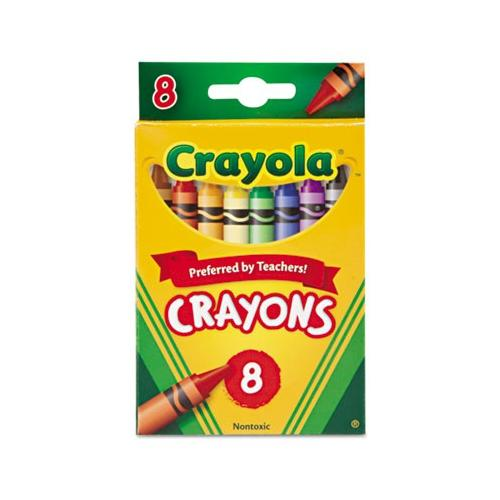 Classic Color Pack Crayons SCBCYO523008-44 (pack of 44)