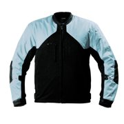 Women's Fulmer Supertrak II Jacket Motorcycle Riding Coat Textile/Mesh CE Armor