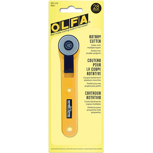 Olfa Standard Rotary Cutter, 28mm