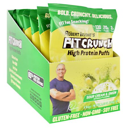 Fit Crunch Bars High Protein -