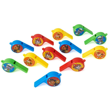 Paw Patrol Party Favor Whistles, 12ct](Patrol Party)