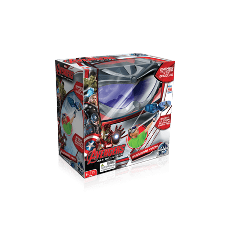Avengers Vision (Avengers Party Games)