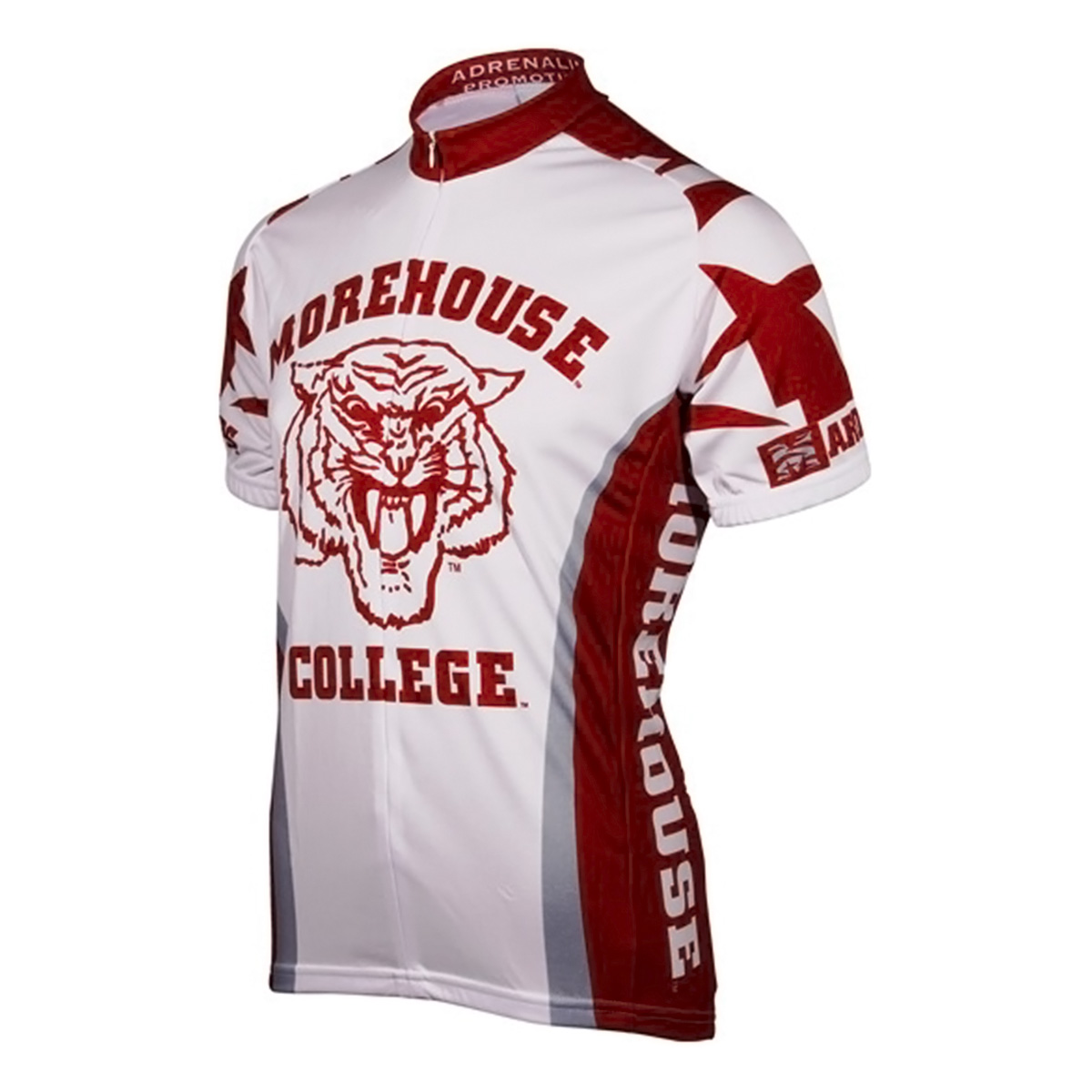 Adrenaline Promotions Morehouse College Maroon Tiger Cycling Jersey