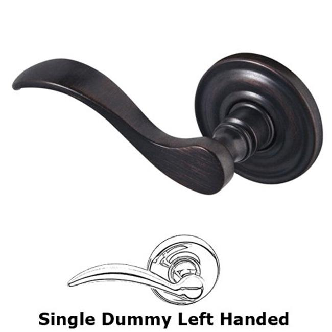 Estate Distressed Venetian Bronze Left-Handed Half Dummy Wave Lever