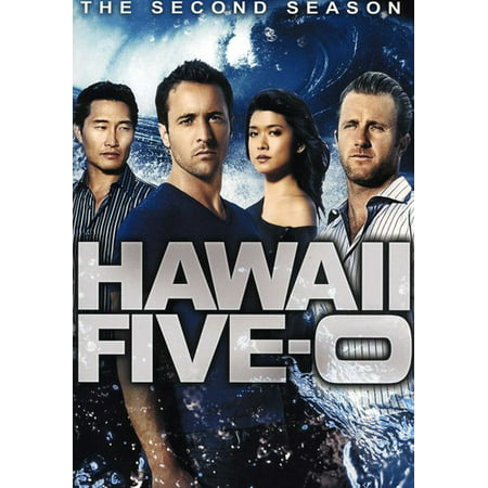 Hawaii Five-O (2010): The Second Season (DVD)