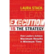 Execution IS the Strategy : How Leaders Achieve Maximum Results in Minimum Time