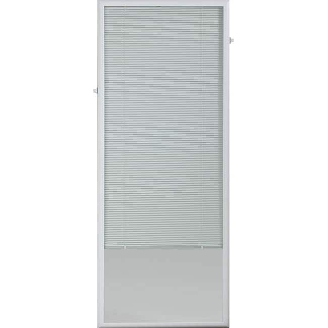 ODL  BWM256601 Flush Frame Patio Door Enclosed Blind (25 ...