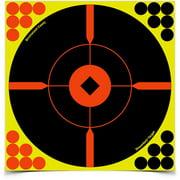 "Birchwood Casey BMW-5 Shoot-N-C Round ""X"" 12"", (Per 5)"