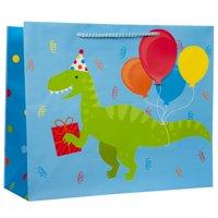 Dinosaur Birthday Gift Bag