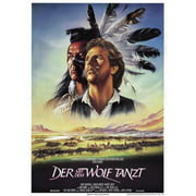 Posterazzi MOV196510 Dances with Wolves Movie Poster - 11 x 17 in.
