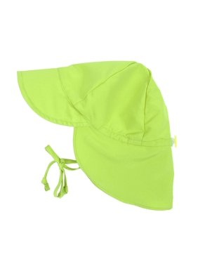 Leveret Kids Baby Boys Girls Sun Protection Swim Flap Hat Green Size 2-4 Toddler