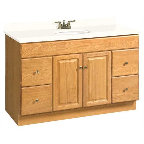 Winston Porter Searle 48'' Bathroom Vanity Base Only
