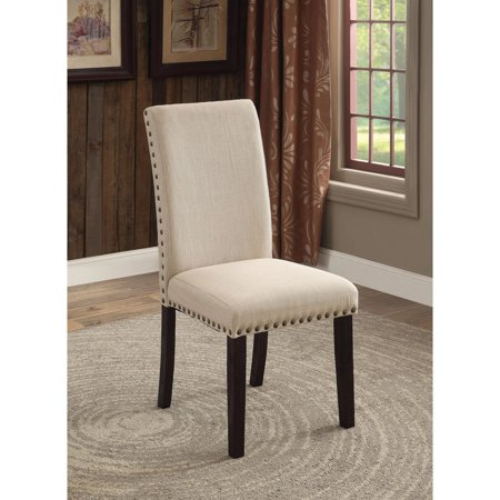 Furniture Of America Althea Contemporary Style Tufted Dining Chair