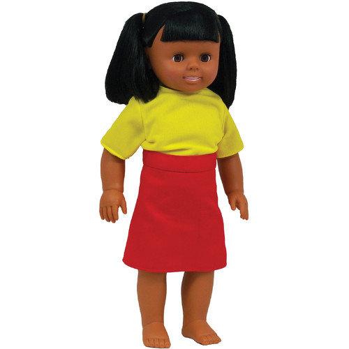 Get Ready Kids Hispanic Girl Doll