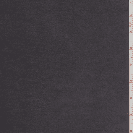 Dark Pewter Charmeuse, Fabric By the Yard ()