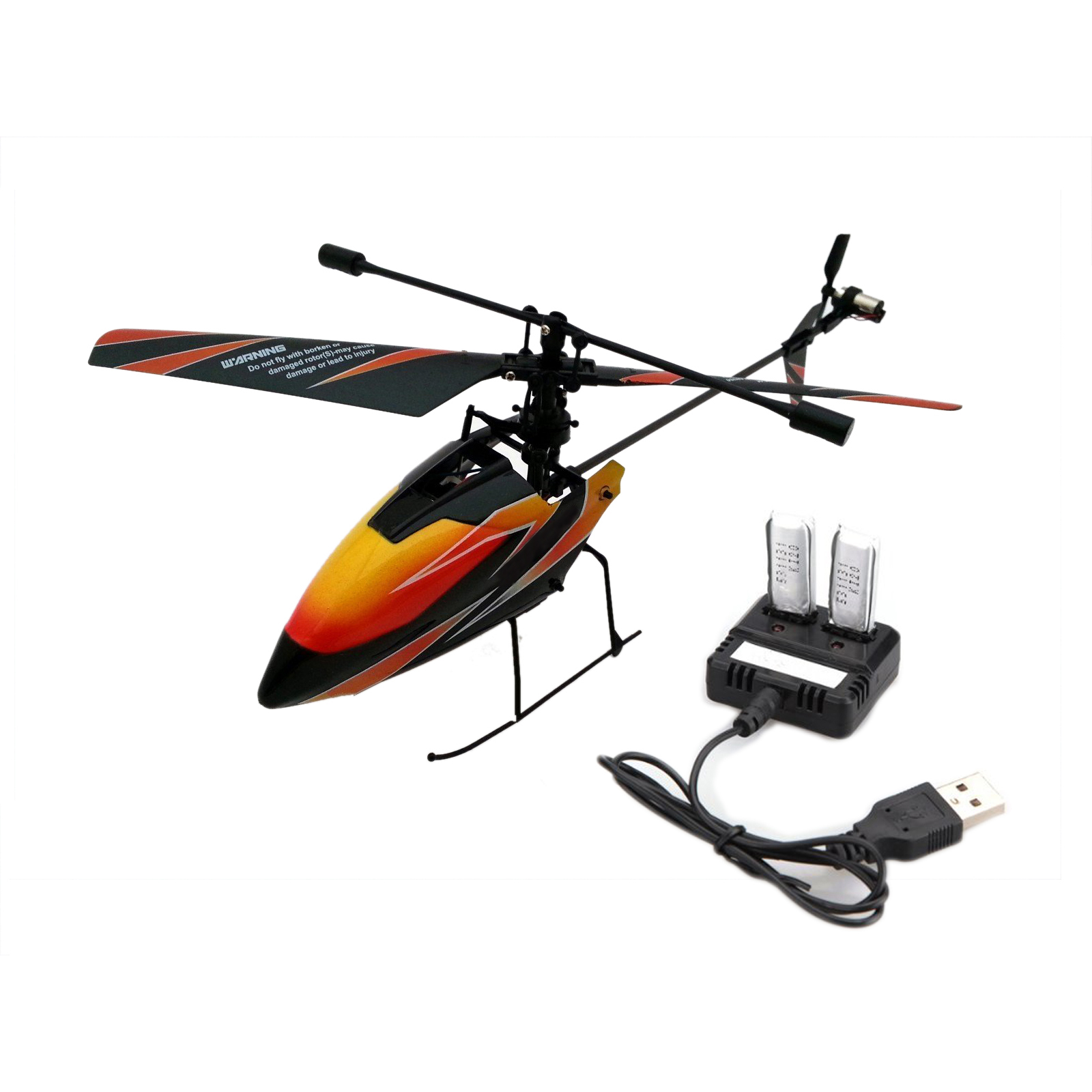 SODIAL WL 4Ch 2.4Ghz Mini Radio Single Propeller Rc Helicopter Gyro V911 Rtf Outdoor
