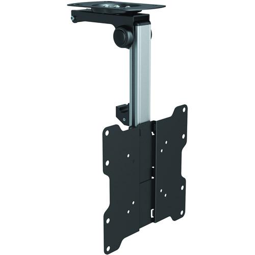 "Ematic Black Folding TV Ceiling Mount for TVs 23""-42"