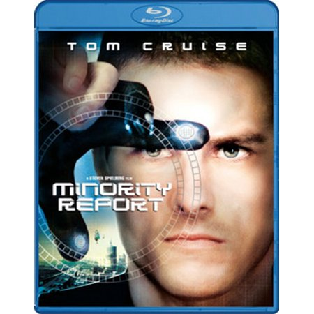 Minority Report (Blu-ray) (Pictures Of Austin M)