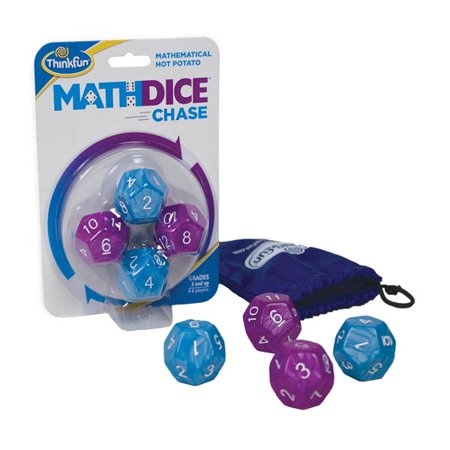 Math Dice Chase -