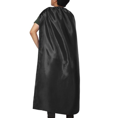 Cheap Capes For Adults (HDE Adult Superhero Cape Halloween Costume Cosplay Accessory (55 Inches)