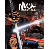 Ninja Scroll The Motion Picture on Blu-ray