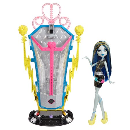 Recharge Station - Monster High Frankie Recharge Station