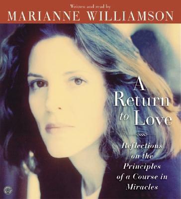 A Return to Love CD (Audiobook)