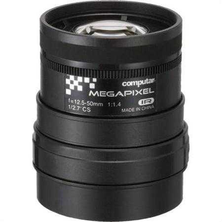 Cbc Computar Ganz A4z1214cs Mpir 12 5 50Mm Manual Megapixel Lens