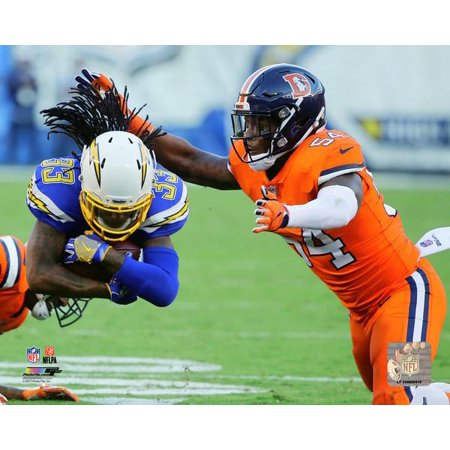 Brandon Marshall 2016 Action Photo Print