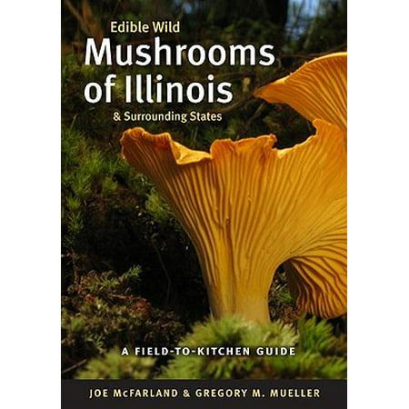 Illinois Fighting Illini Player (Edible Wild Mushrooms of Illinois and Surrounding States : A Field-to-Kitchen)