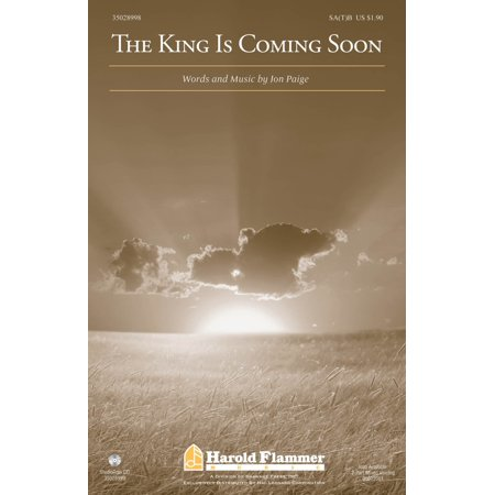 Halloween Coming Soon (Shawnee Press The King Is Coming Soon SA(T)B composed by Jon)
