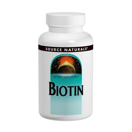 Biotin Fast Melt Source Naturals, Inc. 120