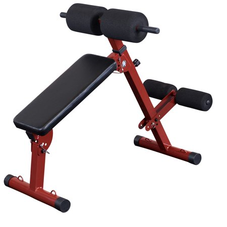 Best Fitness BFHYP10 AB Board Hyperextension (Best Exercise Machine For Cellulite)