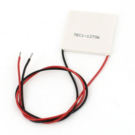 TEC1-12706 12V 65W Thermoelectric Cooler Cooling Peltier Plate Module