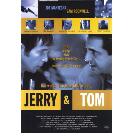 Jerry and Tom POSTER Movie (27x40)