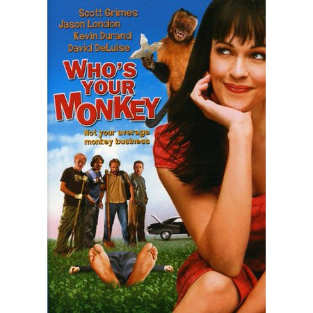 Who's Your Monkey? (DVD)