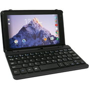 """RCA Voyager 7"""" 16GB Tablet with Keyboard Case Android 6.0 (Marshmallow)"""